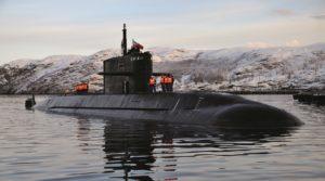 Okręt podwodny typu Łada / Portal Stoczniowy