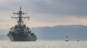 USS Donald Cook / Portal Stoczniowy