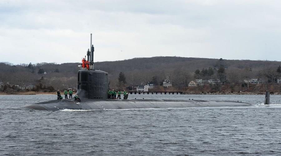 USS South Dakota – 17. okręt podwodny typu Virginia wszedł do służby w US Navy