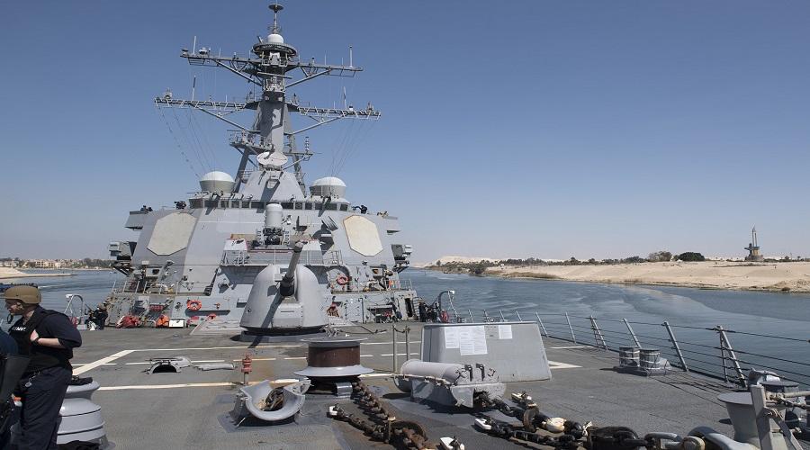 Niszczyciele US Navy / Portal Stoczniowy