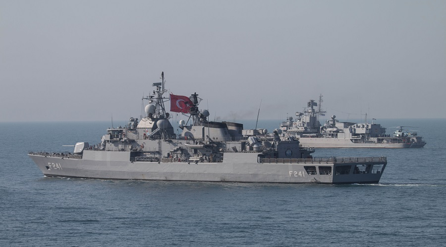 Marynarka wojenna Turcji / Portal Stoczniowy