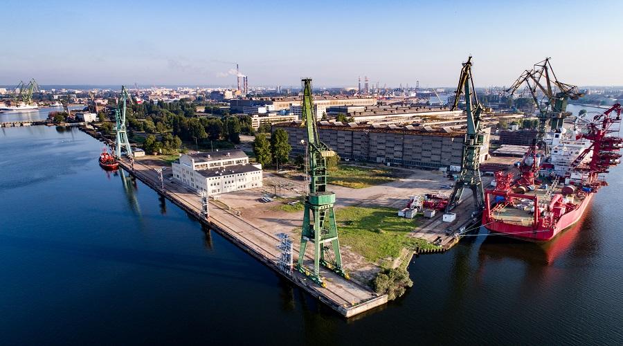 Stocznia Gdańsk / Portal Stoczniowy