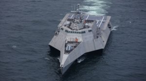 Littoral Combat Ship / Portal Stoczniowy
