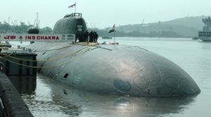Okręt podwodny dla Indii / Portal Stoczniowy
