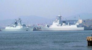 Chiny Marynarka Wojenna / Portal Stoczniowy