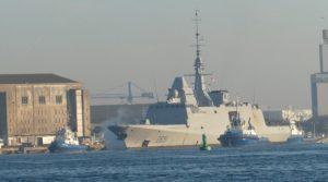 Fregata typu FREMM / Portal Stoczniowy