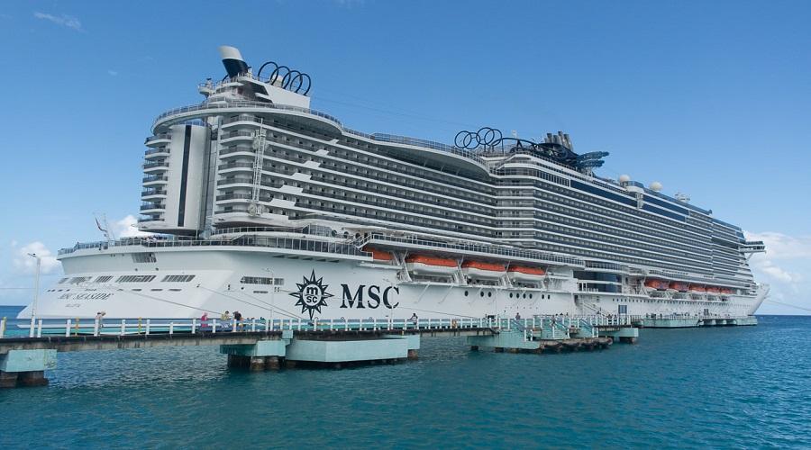 MSC Cruises zamawia cztery luksusowe statki wycieczkowe za ponad 2 mld euro