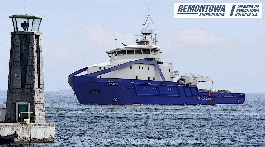 Remontowa Shipbuilding / Portal Stoczniowy