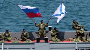 Rosja na morzu / Portal Stoczniowy