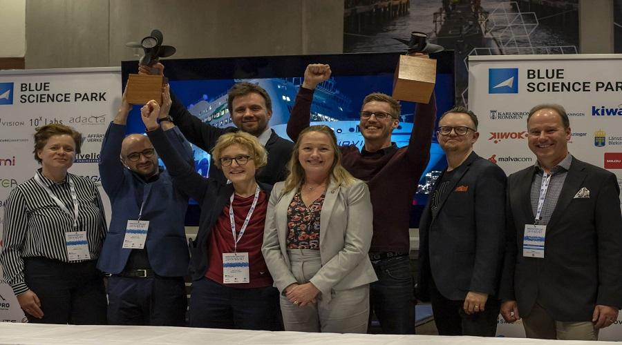 Technologia morska polskiej firmy nagrodzona przez Stena Line
