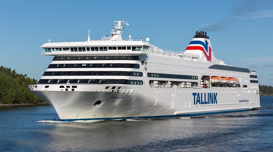 Tallink: rekordowa liczba pasażerów, ale wynik finansowy poniżej oczekiwań