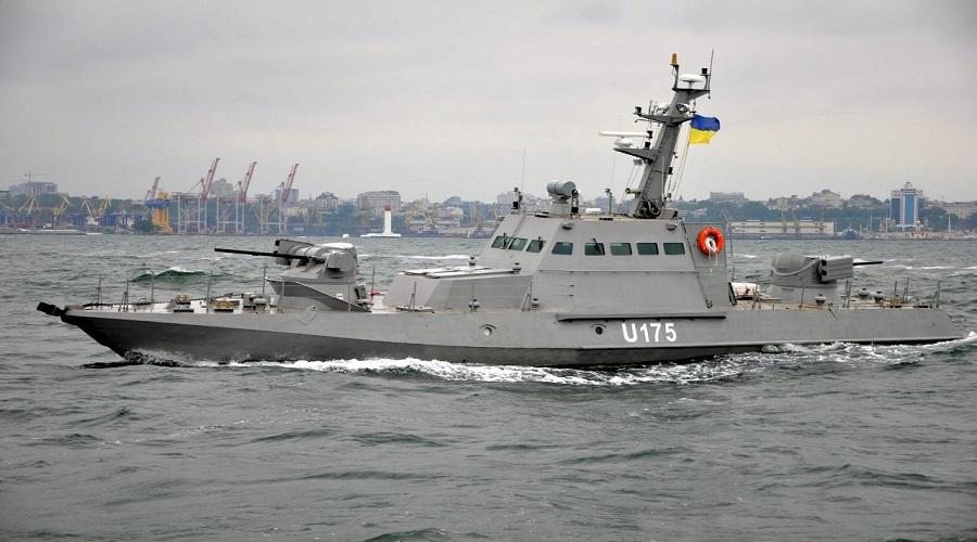Kuter typu Gjurza-M. Fot. MO Ukrainy