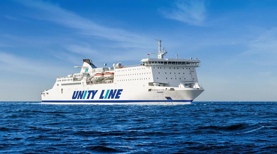 Unity Line zaprasza na pokład i kusi promocjami