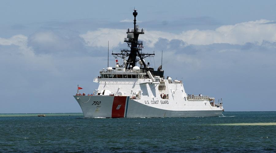 US Coast Guard / Portal Stoczniowy