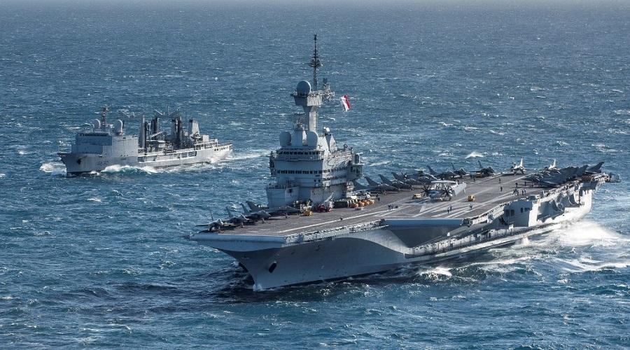 Marine nationale / Portal Stoczniowy