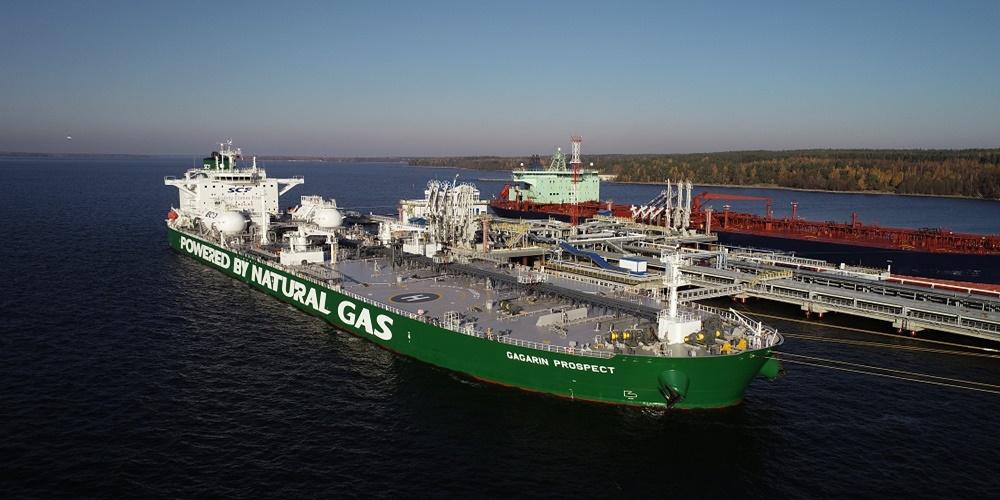 LNG z Wysocka po raz pierwszy trafił z do odbiorców nad Morzem Bałtyckim