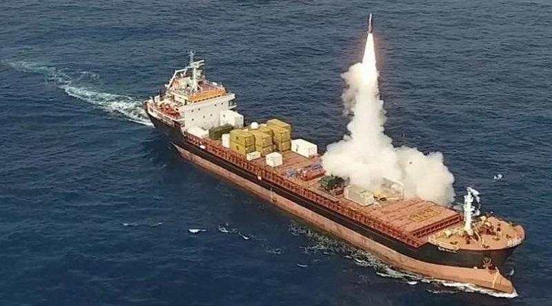 chiny rakieta / portal stoczniowy