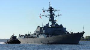 Okręty NATO w Gdyni / Portal Stoczniowy