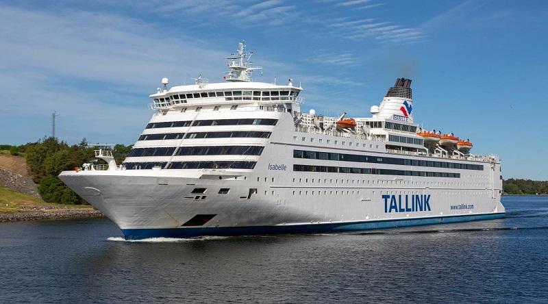 Tallink / Portal Stoczniowy