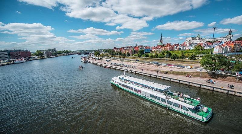 Unity Line wprowadza do oferty wycieczki po Odrze i Zalewie Szczecińskim