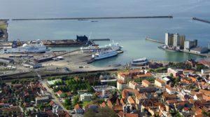 port ystad / portal stoczniowy